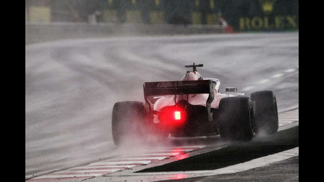 Marcus Ericsson - Sauber - GP Ungarn 2018 - Qualifying
