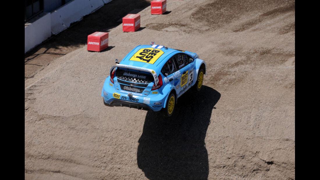 Marcus Grönholm Rallyecross 2012 Ford