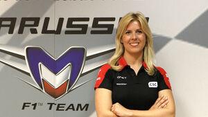 Maria de Villota Marussia 2012