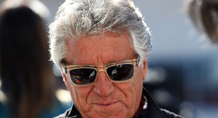 Mario Andretti - Formel 1 - GP USA - 1. November 2014