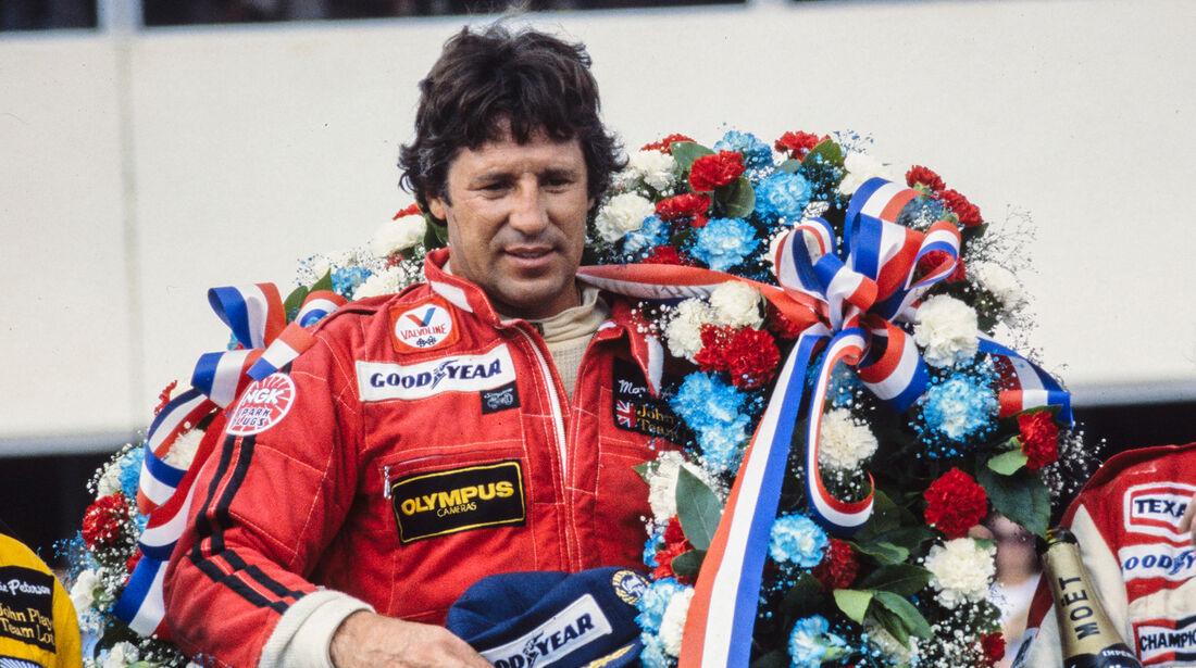 Mario Andretti - GP Frankreich 1978
