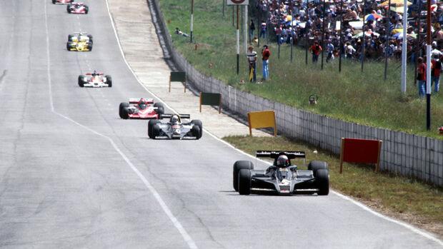 Mario Andretti - Lotus 78 - GP Südafrika 1978 - Kyalami
