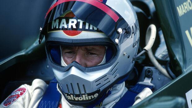 Mario Andretti - Lotus 79 - GP England 1979 - Silverstone
