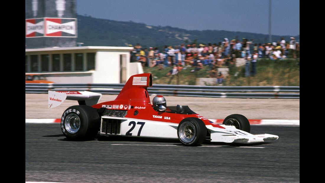 Mario Andretti - Parnelli VPJ4 - GP Frankreich 1975