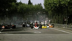 Mario Andretti - Parnelli VPJ4 - GP Spanien 1975 - Montjuich Park