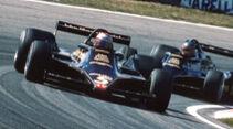 Mario Andretti - Ronnie Peterson - Lotus 79 - GP Niederlande 1978 - Zandvoort