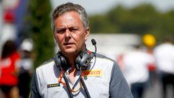 Mario Isola - Pirelli - Formel 1 - 2019