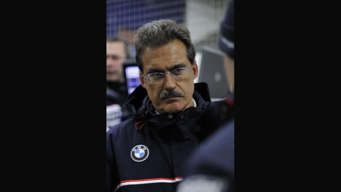 Mario Theissen, BMW-Motorsportchef