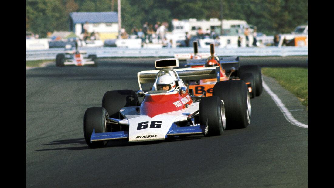 Mark Donohue - Penske PC1 - GP USA 1974