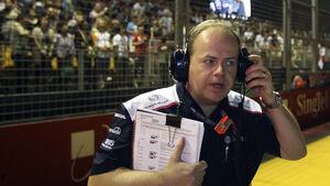 Mark Gillan Williams 2011