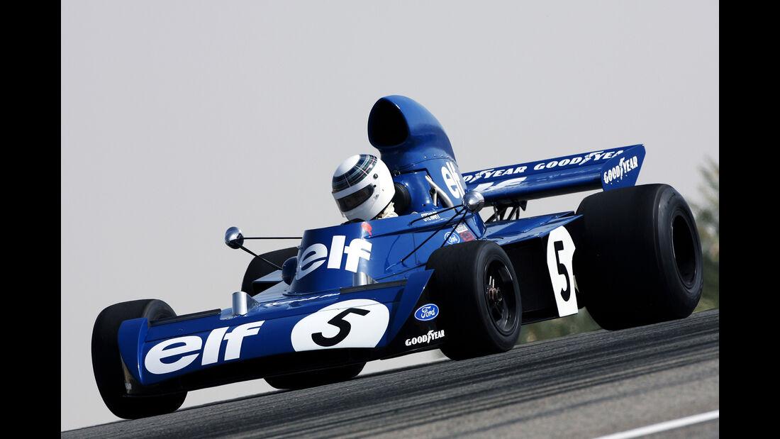 Mark Stewart - Tyrrell 006 (1973) - Bahrain 2010