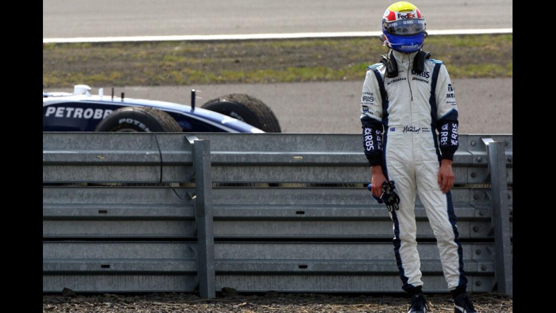 Mark Webber 2006 GP Deutschland