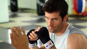 Mark Webber 2008 Boxen