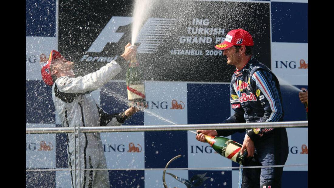 Mark Webber 2009 GP Türkei