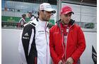 Mark Webber & André Lotterer - WEC Silverstone 2016