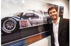 Mark Webber - Autosalon Genf 2014