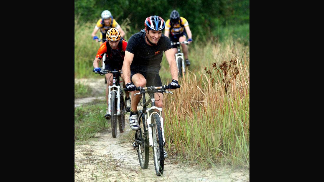 Mark Webber Bike 2007