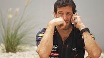 Mark Webber - Formel 1 - GP Bahrain - 21. April 2012