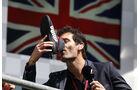 Mark Webber - Formel 1 - GP Belgien 2016