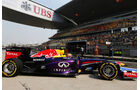 Mark Webber - Formel 1 - GP China -12. April 2013