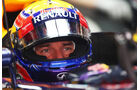 Mark Webber - Formel 1 - GP China - 12. April 2013