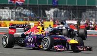 Mark Webber - Formel 1 - GP England 2013