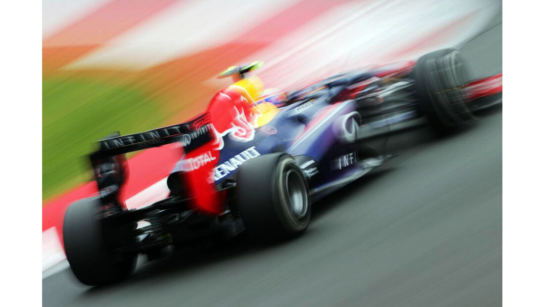 Mark Webber - Formel 1 - GP England - 28. Juni 2013