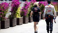 Mark Webber  - Formel 1 - GP Europa - 23. Juni 2012