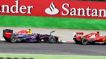 Mark Webber - Formel 1 - GP Italien 2013