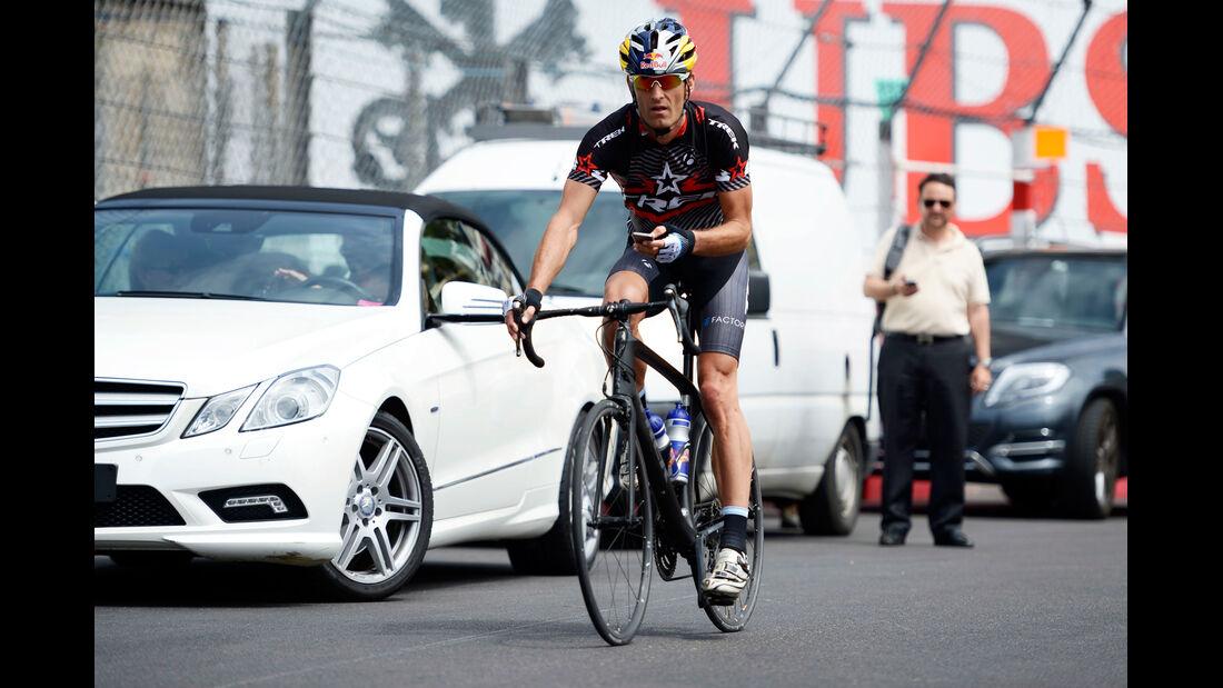 Mark Webber - Formel 1 - GP Monaco - 21. Mai 2014