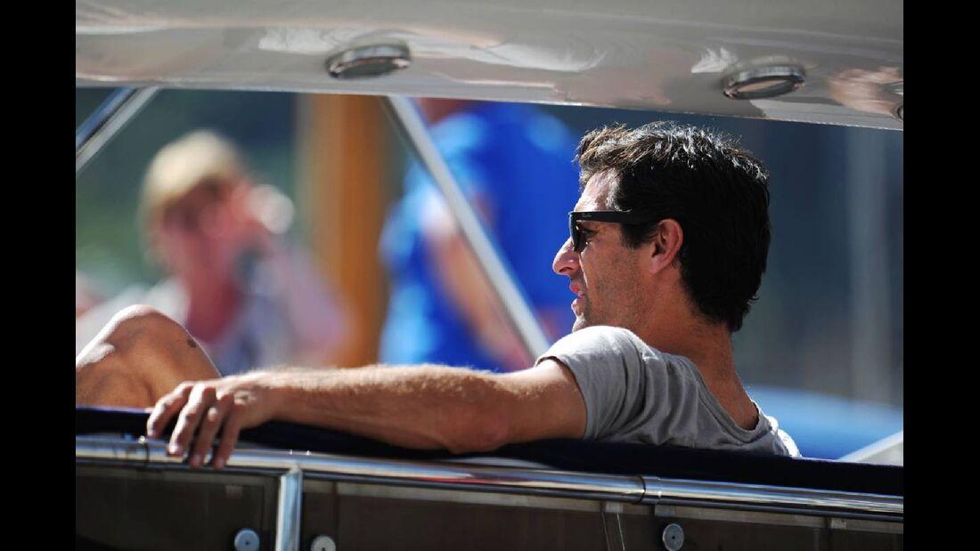 Mark Webber - Formel 1 - GP Monaco - 24. Mai 2014