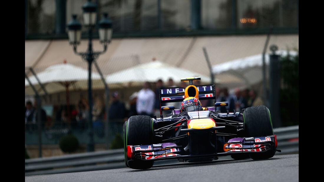 Mark Webber - Formel 1 - GP Monaco - 25. Mai 2013
