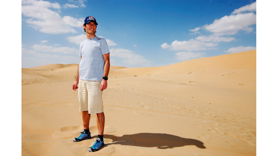 Mark Webber - GP Abu Dhabi - 10. November 2011