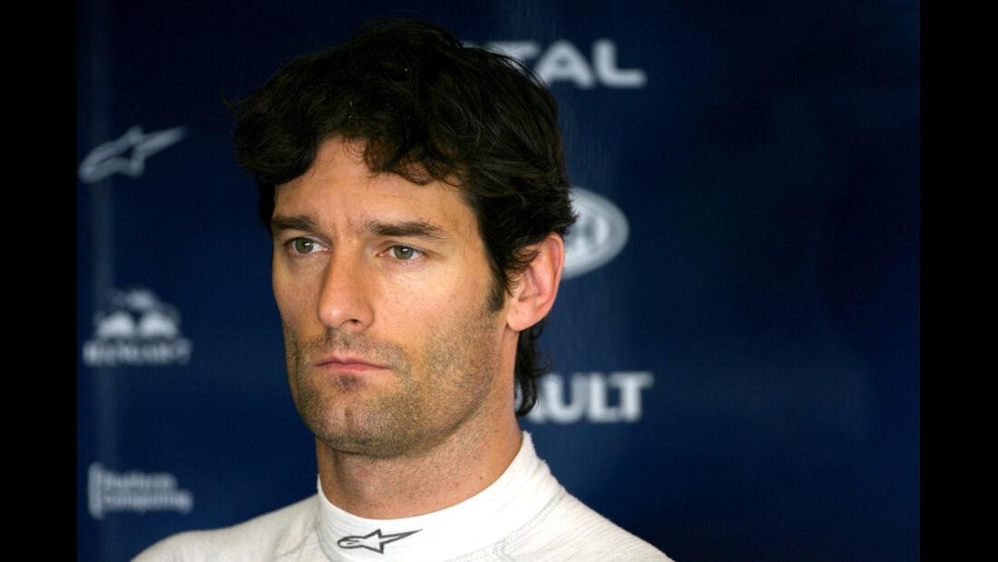 Mark Webber - GP Abu Dhabi - Qualifying - 12.11.2011