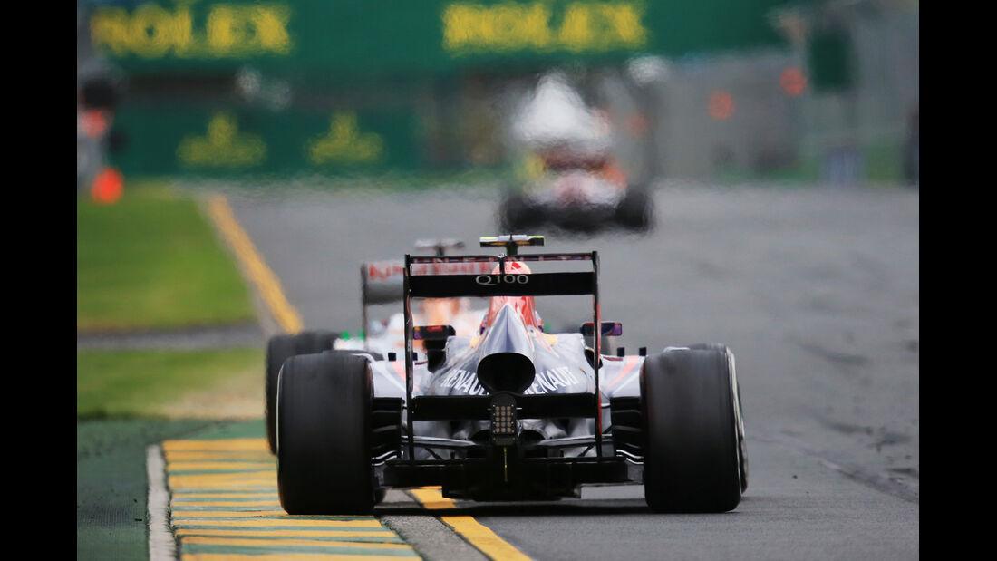 Mark Webber - GP Australien 2013