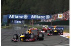 Mark Webber - GP Belgien 2012
