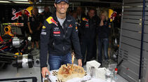 Mark Webber - GP Belgien - Qualifying - 27.8.2011