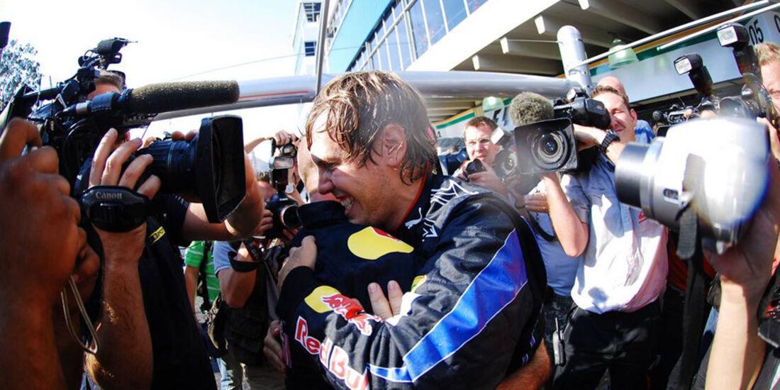 Mark Webber GP Brasilien 2010