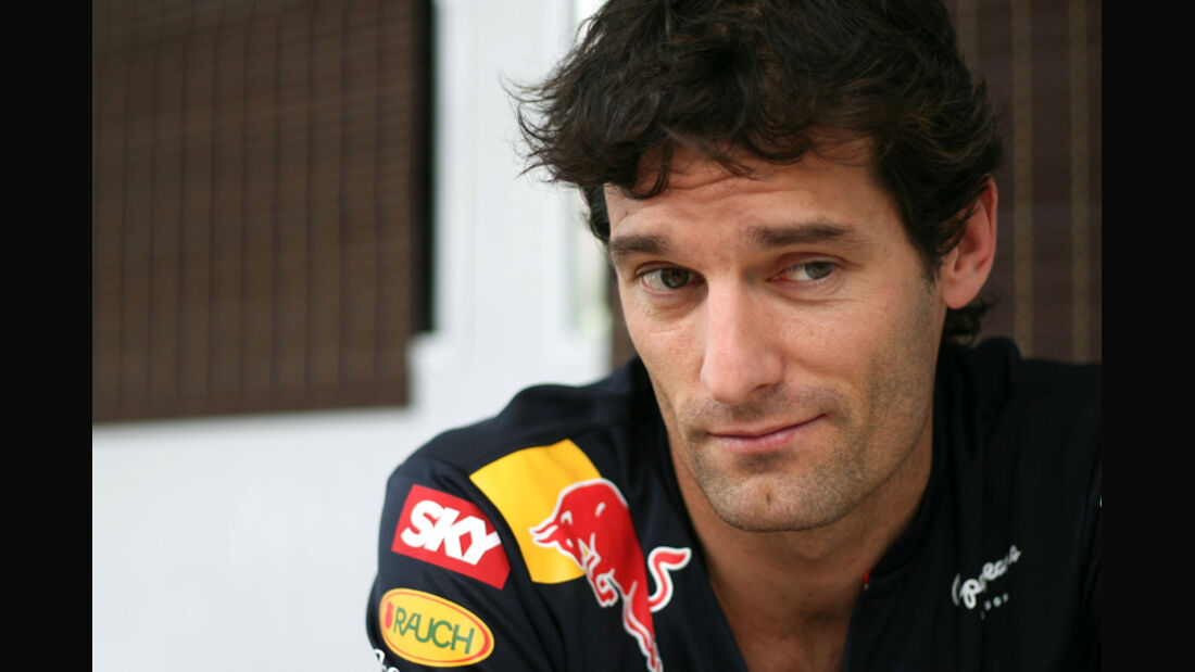 Mark Webber - GP Brasilien - 24. November 2011