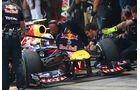 Mark Webber - GP Brasilien - 26. November 2011