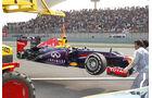 Mark Webber GP China 2013