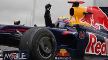 Mark Webber GP Deutschland 2009