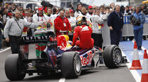 Mark Webber GP Deutschland 2011 Noten