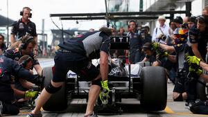 Mark Webber GP Deutschland 2013