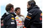 Mark Webber GP England 2011 Rennen