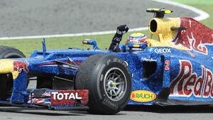 Mark Webber GP England 2012