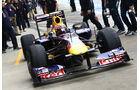 Mark Webber - GP England - Qualifying - 9. Juli 2011