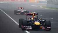 Mark Webber GP Indien 2012