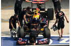 Mark Webber - GP Indien - Training - 28.10.2011