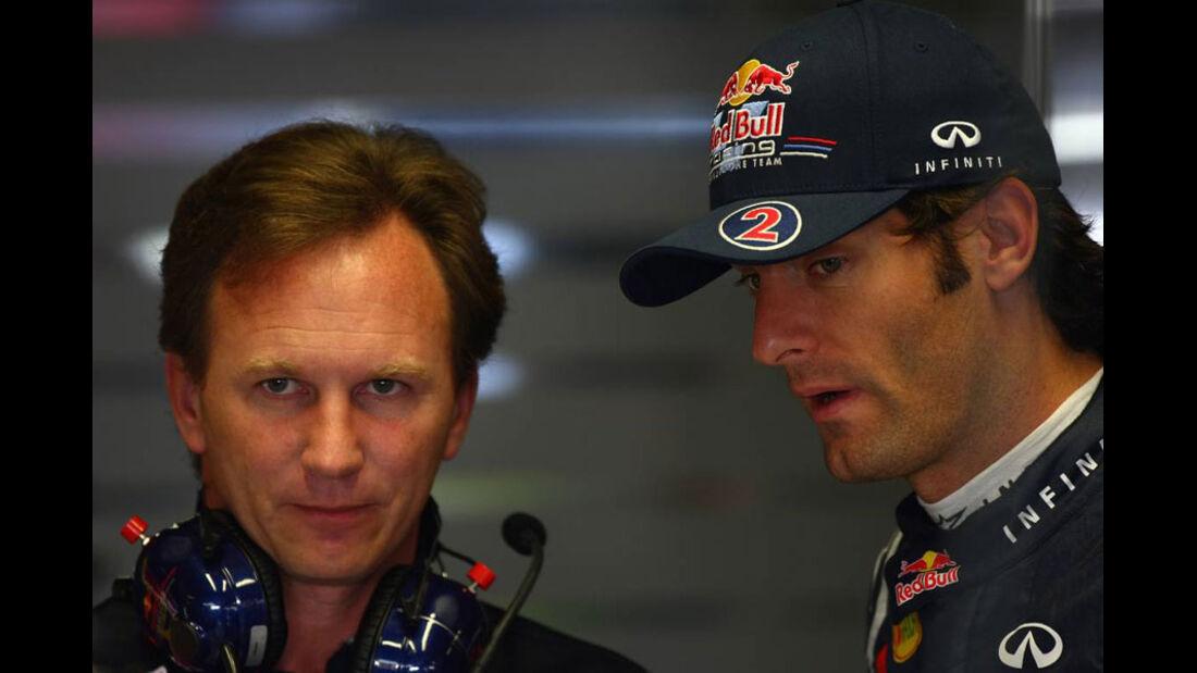 Mark Webber - GP Italien - Monza - 9. September 2011